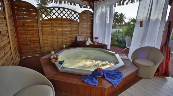 Bungalow Avec Jacuzzi Privatif Guadeloupe